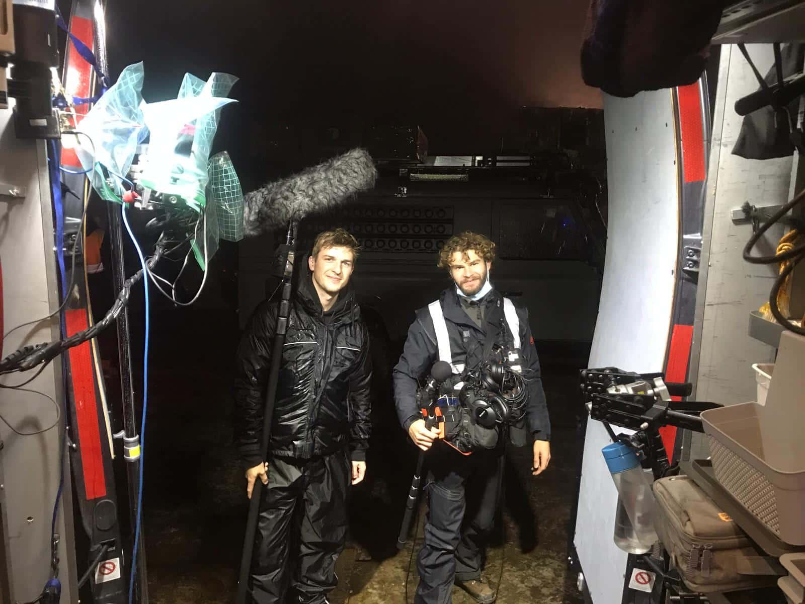 Thuisfront TV Series - Behind The Scenes
