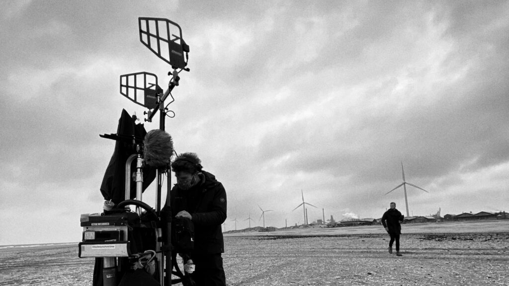 Kristian Knoop | Production sound mixer and boom operator based in the Netherlands.